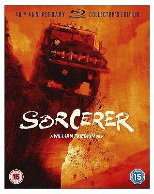 Sorcerer (40th Anniversary Collector's Edition) [1977] (Blu-Ray)