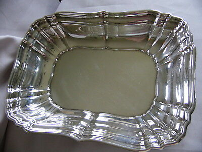 GORHAM Sterling  10 5/8 in. VEGETABLE SERVING BOWL CHIPPENDALE Style No 768
