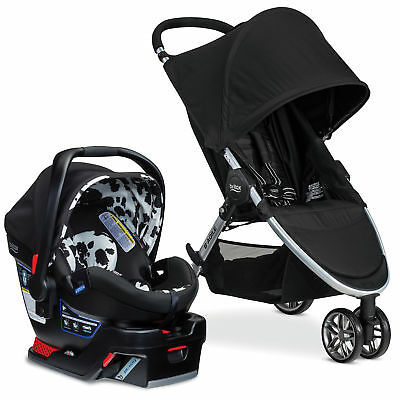 Britax B-Agile and B-Safe 35 Elite Travel System - Cowmooflage