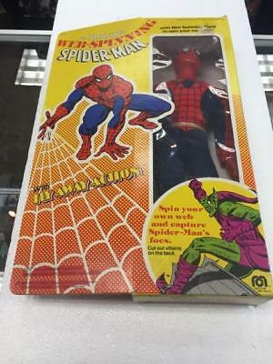1979 The Amazing Web-Spinning Spider Man by Mego