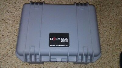 Hardigg iM2100 Storm Case with Foam - gray with inserts