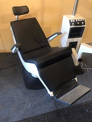 Marco Tilt chair Deluxe stand Topcon 2E Slit Lamp Phoropter Digital projector