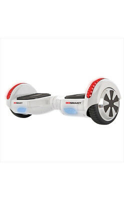 Fiat 500 Hoverboard, Bianco