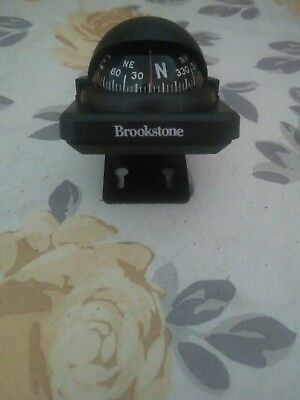 Brookstone mini auto boat compass