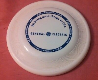 GE General Electric Frisbee - We bring good things to life