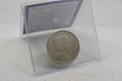 2001 Harry Potter Authentic Legal Tender Collection Coin  CO-59