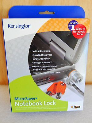 Kensington MicroSaver Notebook Lock 64020F