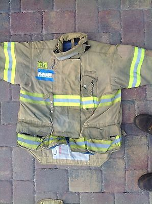 Morning Pride size 50 and 46 205-216 2004-2007 #205-215 turnout coat firefighter