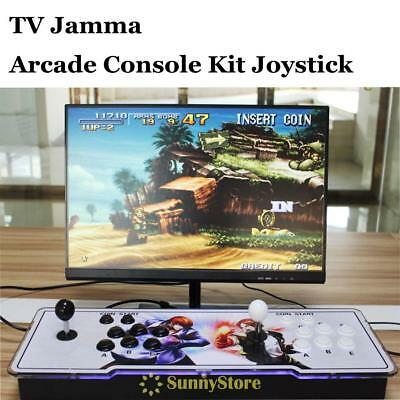 800 in1 TV Game Jamma Arcade Console Kits Double Joystick VGA PDR Box 4s