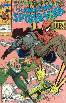 Amazing Spider-Man #336 (1990) Marvel Comics