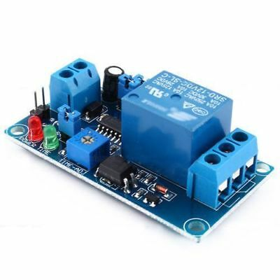 12V DC Relay Delay Turn off Switch Module with Timer Electrician Chip Module Cct
