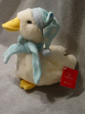 """Macy's Holiday Aflac Duck    10""""   Quacks """"aflac-Aflac-Aflac""""   With Tag"""