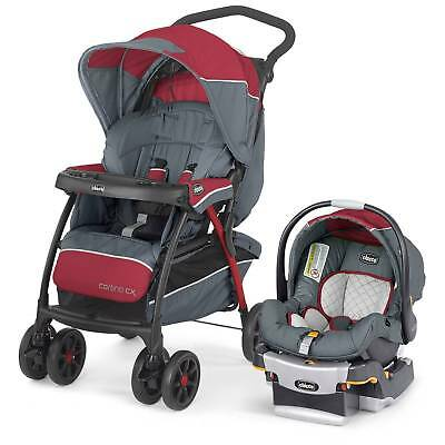 Chicco Cortina CX Travel System NEW!!!
