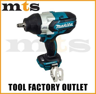 Makita 18v Brushless Cordless Wrench High Torque Xwt08 / DTW1002