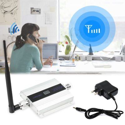 Mobile Cell Phone Signal Booster GSM 900MHz Repeater Amplifier Antenna SN
