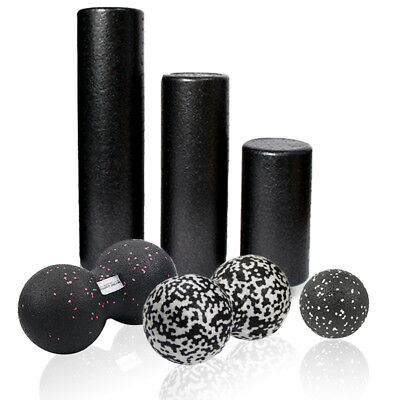 EPP Yoga Foam Roller-Massage Ball /Trigger Point Muscle Massage-Pain Relief