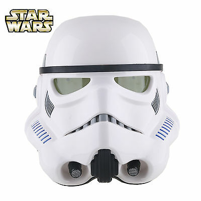 Star Wars Cosplay Imperial Stormtrooper Electronic VoiceChanger Helmet Christmas