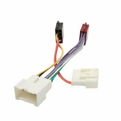 Car Stereo Radio ISO Wiring Harness Adaptor Loom HY-100 for ... on