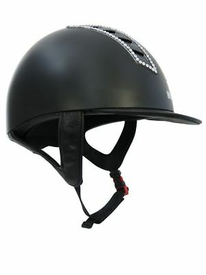 Adults Horse Riding Competition Showing Jumping Skull Hat Helmet Size 49cm-61cm