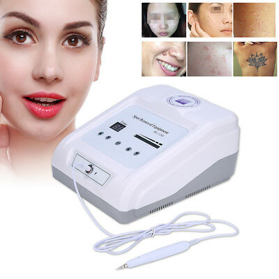 Laser Spots Freckle Removal Machine Home Use Skin Mole Dark Spot Tattoo Remover