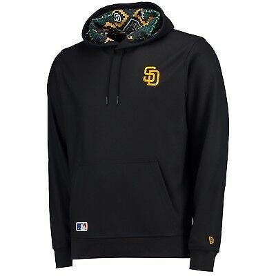 Adults XLarge San Diego Padres New Era West Coast Hoodie M251