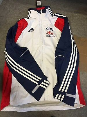 Team GB Team SKY casual rain jacket