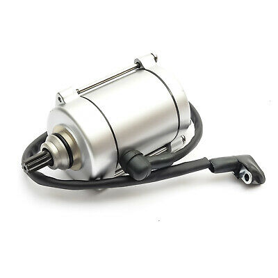Generic Quad Bike Starter Motor 100cc To 200cc 9 Teeth Fits Larger ATV Engine
