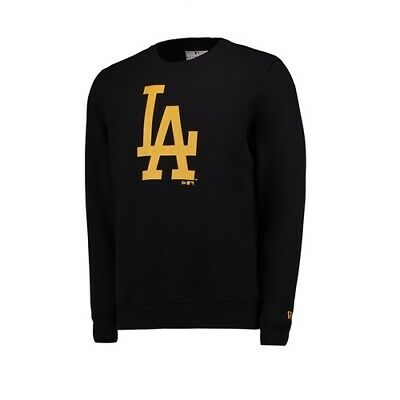 Adults 2XLarge Los Angeles Dodgers New Era Crew Sweat H58