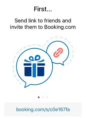 BOOKING.COM £15 OFF your next Stay VOUCHER COUPON PROMOTION CREDIT DISCOUNT CODE