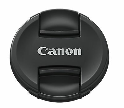 1pcs New Replacement 55mm Snap-On Front Lens Cap Cover E-55U for Canon Camera AU