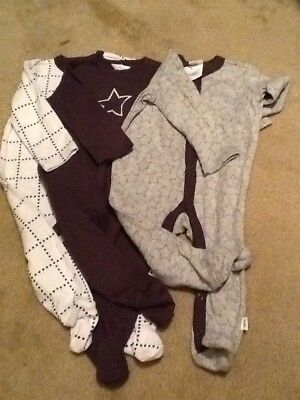 baby jumpsuits X3 NEW