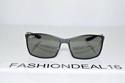 11fde49f4ba ... uk ray ban pre owned liteforce black polarized rb4179 601 s 9a 62mm  13c11 54cf7