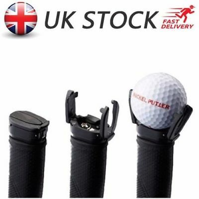 Golf Ball Retriever Sucker Back Saver Golf Ball Putter Pick Up Tool Grabber Aid