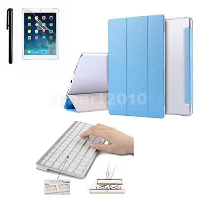 Smart Case Cover with Sleep / Wake Function and Keyboard for iPad Pro 9.7""