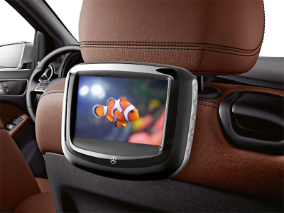 Genuine Mercedes Benz B Class W246 and GLA X156 Rear DVD Entertainment System
