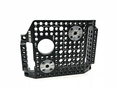 Red DSMC Tactical Right Plate