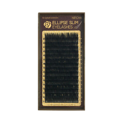 NEICHA Ellipse Slim Eyelashes - Flat Eyelashes - Eyelash Extension