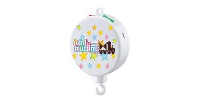 Baby Cot Mobile With Nasheeds, Quran & Bed Time Prayers (Islamic)