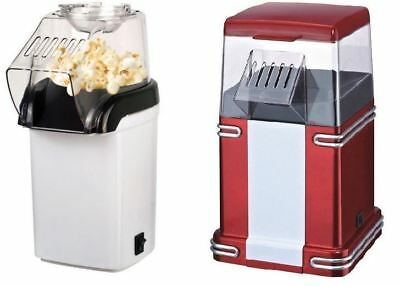 Hot Air/Classic Style Traditional Mini Popcorn Maker 50'S Retro Style