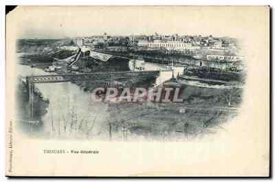 Thouars - Vue Generale - CPA