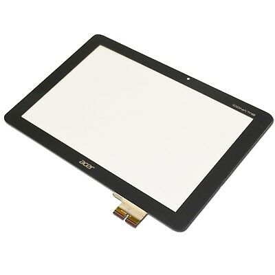 """Display Glas für Acer Iconia TAB A510 A700 LCD Front Scheibe Digitizer 10,1""""zoll"""