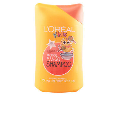 L'OREAL KIDS tropical mango shampoo 250 ml