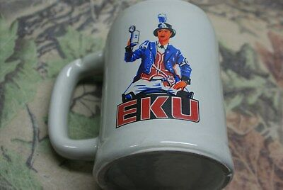 Very unusual EKU beer stain USA made nice addition to a comprehensive collection