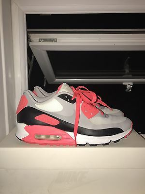 Nike Air Max 90 V SP PATCH SIZE 6.5 UK White