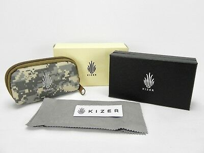 Kizer Cutlery Box and Pouch ONLY for Escort Folding Knife KI4481 NO KNIFE