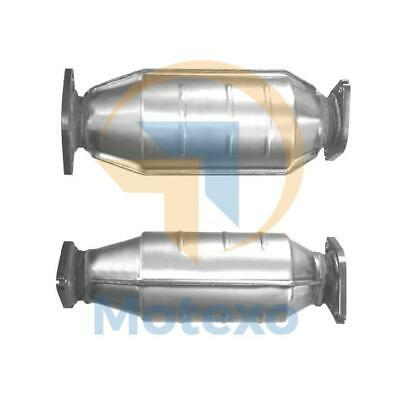 CATALYTIC CONVERTER TYPE APPROVED  BM91187H
