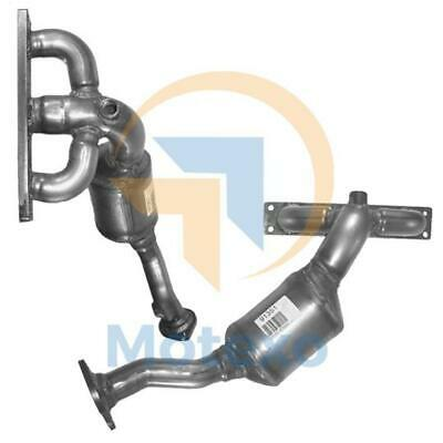 Catalytic Converter BMW X5 3.0i (E53; M54) 5/00-12/06 ( cylinders 4-6)