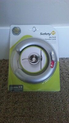 Safety 1st (48448) ProGrade Home Safety No Drill Stick On Lever Handle Lock