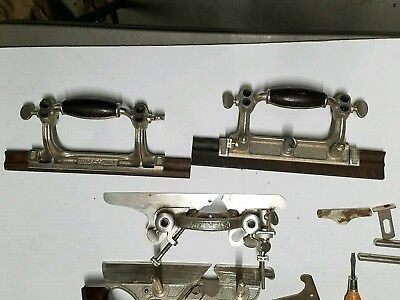 Stanley No. 55 Universal Combination Plane with all cutters included