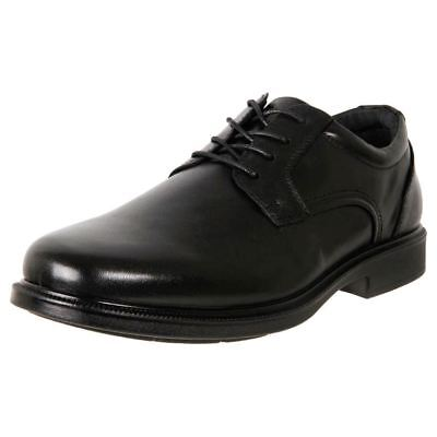 New Hush Puppies Men's Extra Wide Work Business Office Dress Shoes Polo cheap